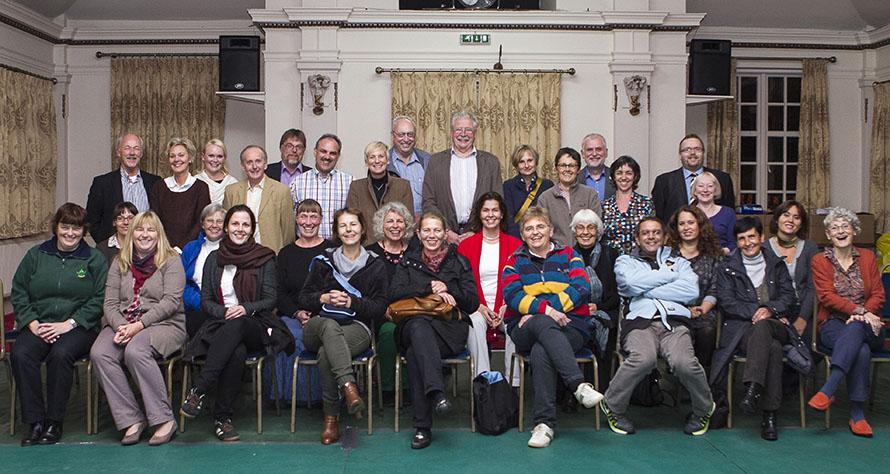 IHF delegates 2012 ©P. Oliver