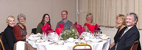 Gala Dinner 2012 c ©P. Oliver