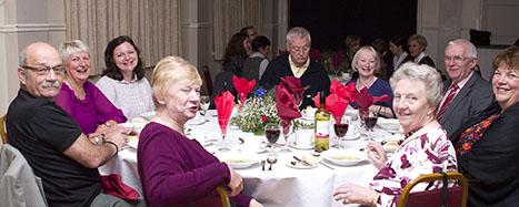 Gala Dinner 2012 d ©P. Oliver