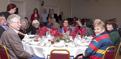 Gala Dinner 2012 e ©P. Oliver