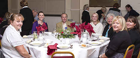 Gala Dinner 2012 h ©P. Oliver