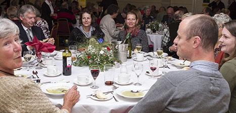 Gala Dinner 2012 i ©P. Oliver