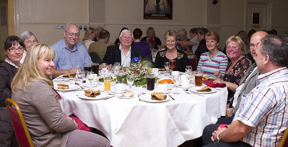 Gala Dinner 2012 l ©P. Oliver